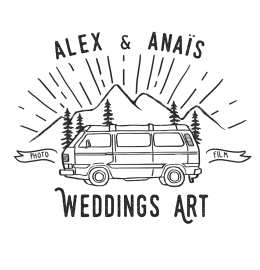 Wedding photographer Barcelona // Alex & Anaïs ⇝ Wedding's Art